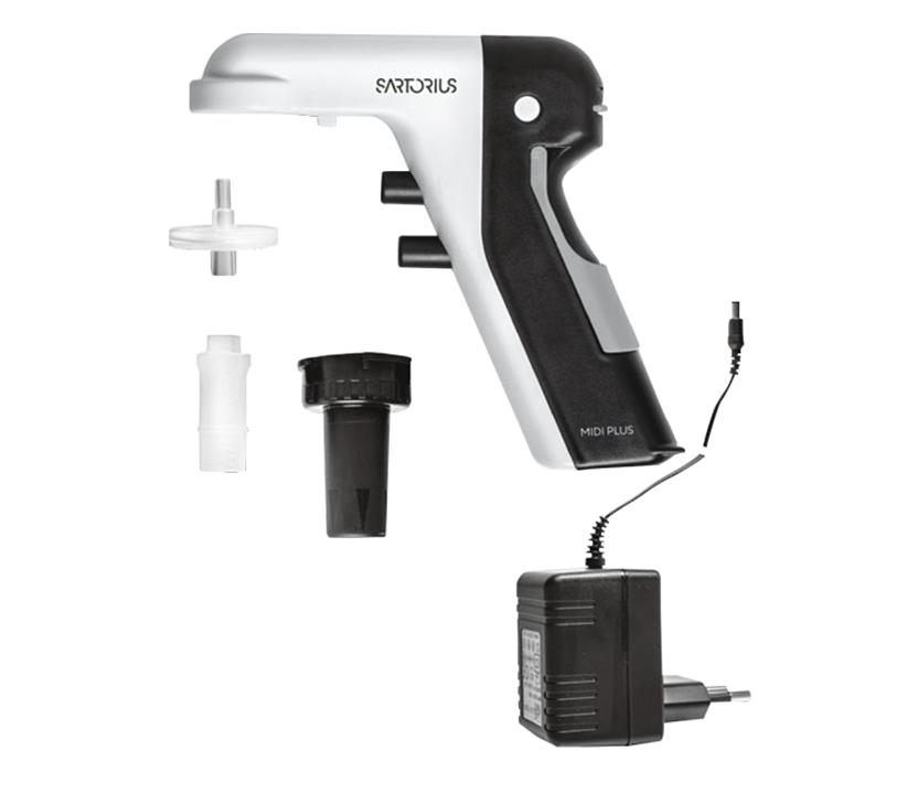 赛多利斯 Sartorius Midi Plus电动移液器 0.1-100ml 710931产品细节