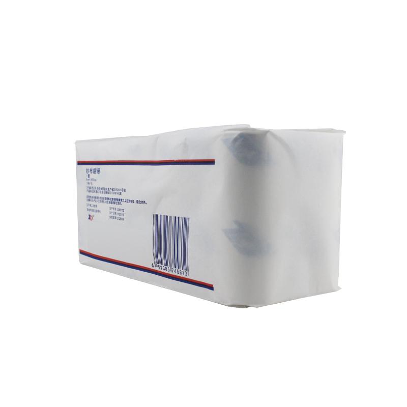 振德(ZD) 纱布绷带 10*600cm 非灭菌型 无弹性 白色纱布 箱装(500卷)