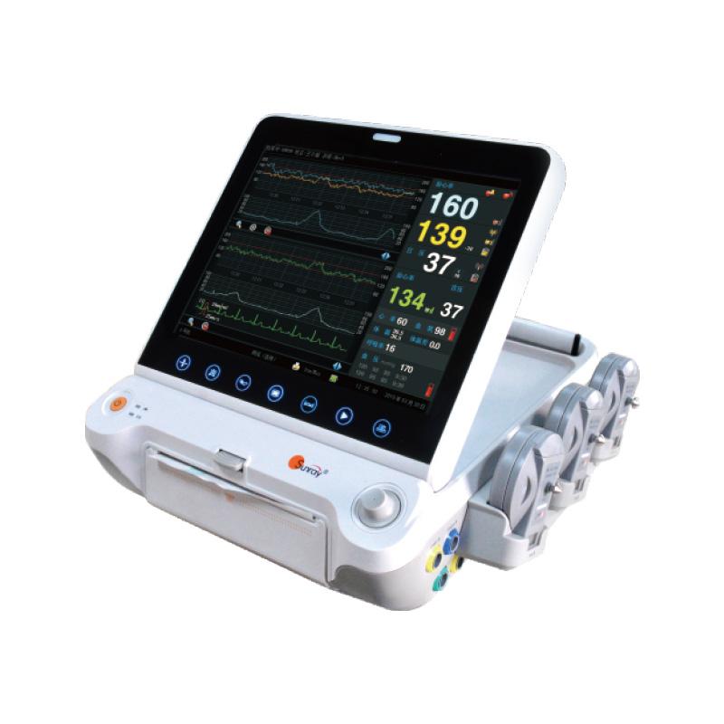 三瑞Sunray 母亲胎儿监护仪 SRF618K9(普及型)
