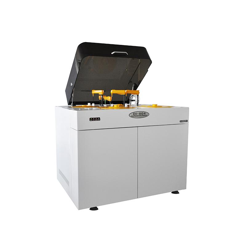 英诺华 全自动生化分析仪 DI-804(封闭机型)