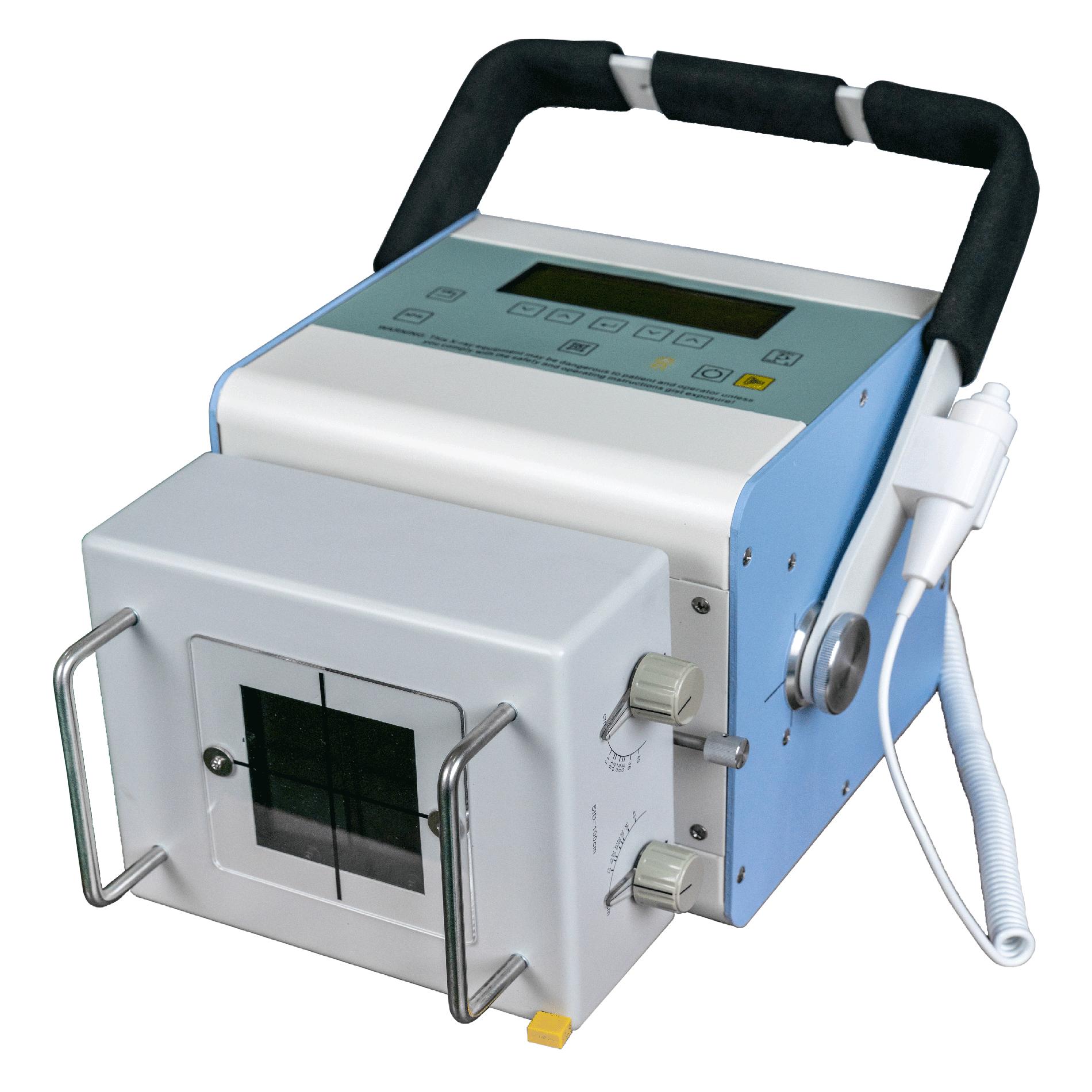 跃龙 YOLONG 便携式高频X射线机 XR50RP(4寸按键屏)