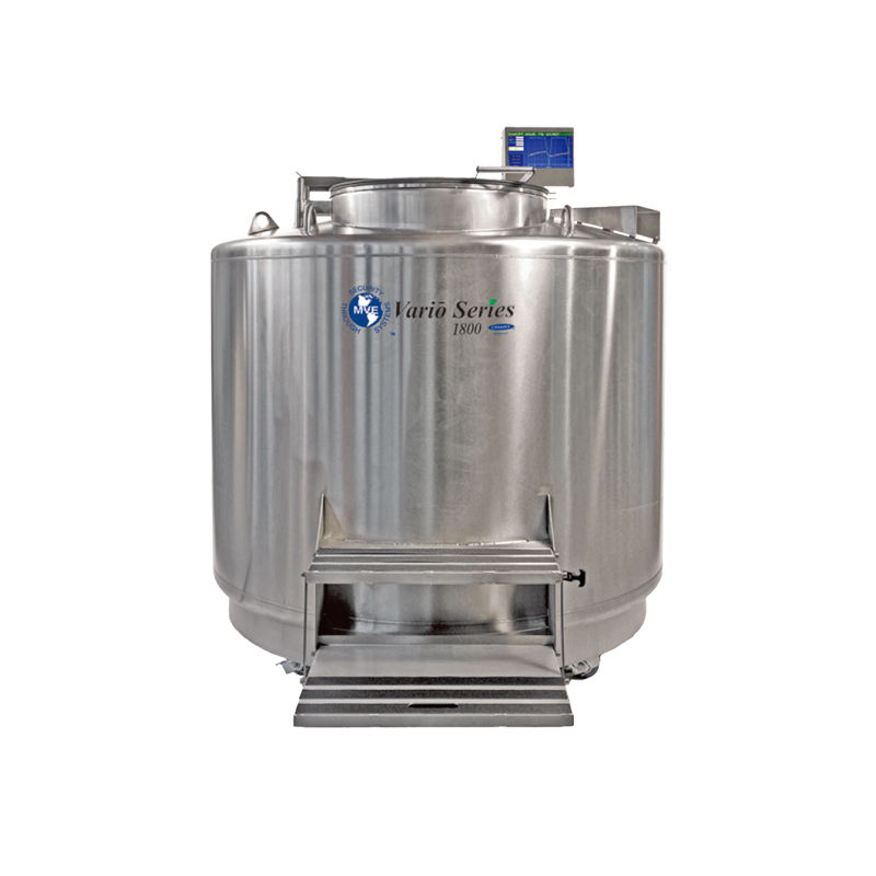 MVE 800 系列 -190℃ 高效冻存罐 819P-190