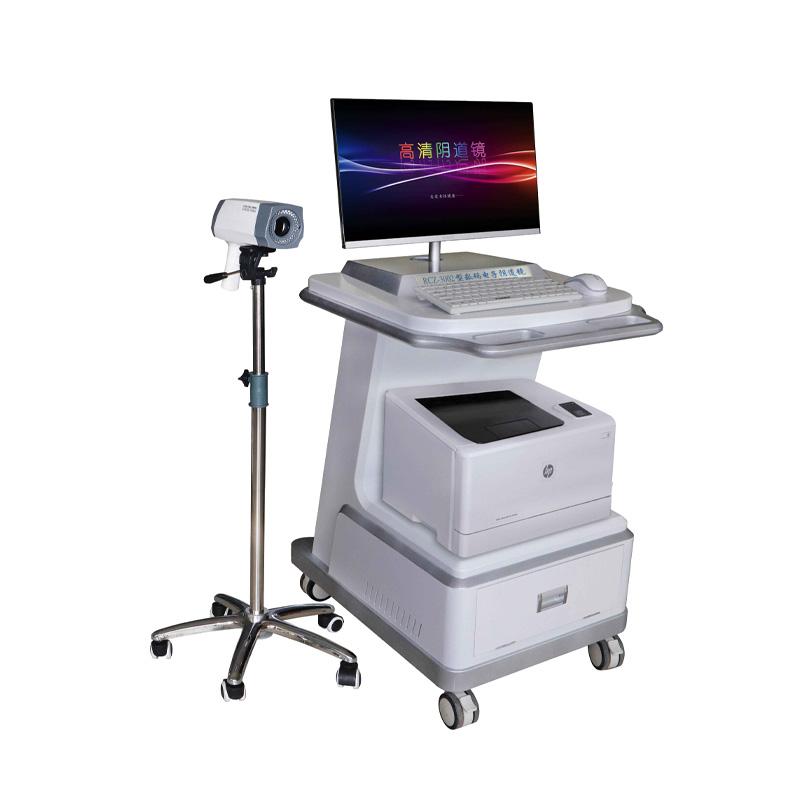 施盟德  数码电子阴道镜 高清阴道镜(领航款)RCZ-3002