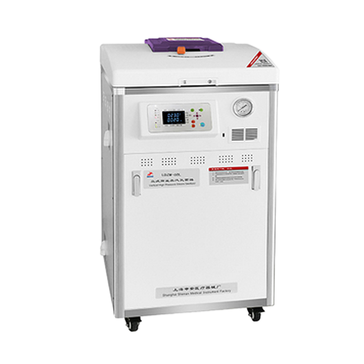 申安Shenan  高压蒸汽灭菌器 LDZM-80L基本信息