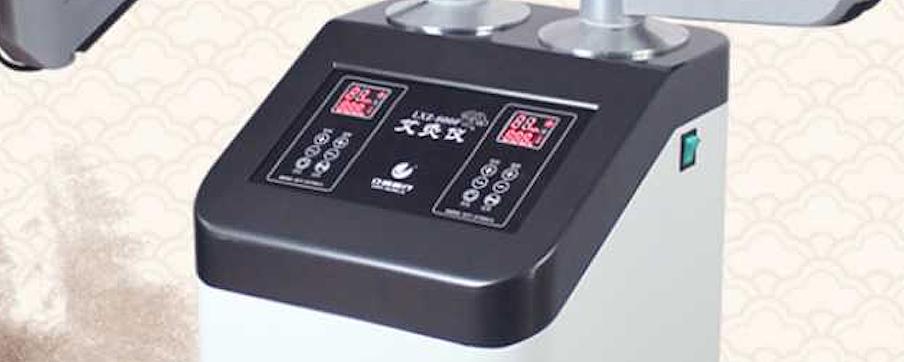 立鑫 艾灸仪 LXZ-600F产品优势