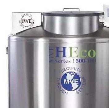 MVE 气相液氮罐   HECO 1542R-190AF-TS产品优势