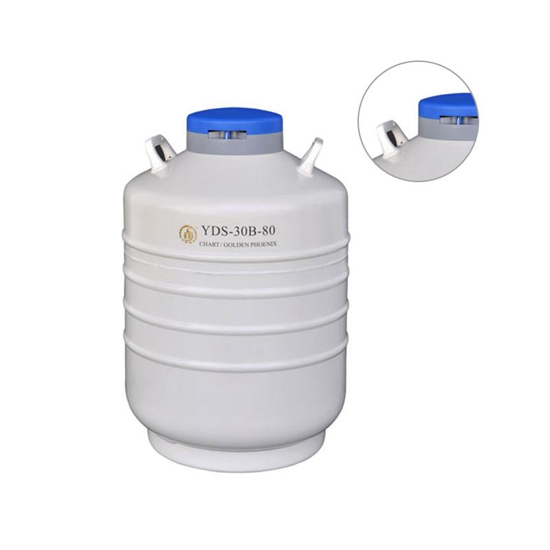 金凤 液氮生物容器运输型 YDS-30B-80优等品