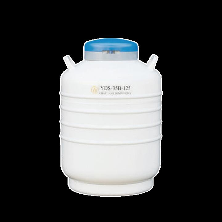金凤 液氮生物容器运输型  YDS-35B-125优等品基本信息