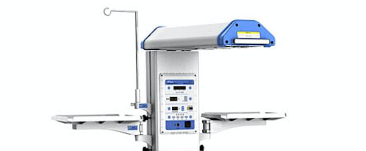迪生 婴儿辐射保暖台BN-100A产品优势