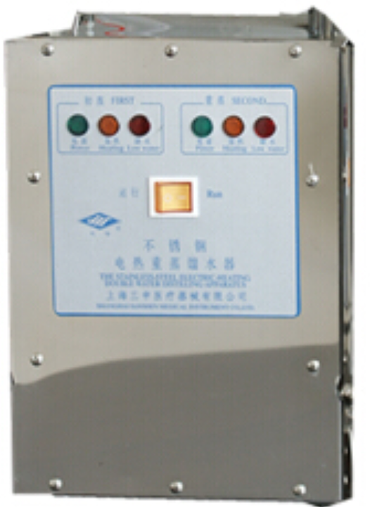 三申 不锈钢电热重蒸馏水器 DZ5C产品细节