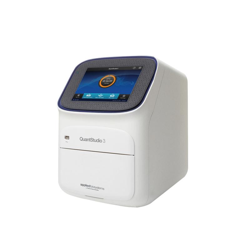 赛默飞世尔 Thermo 实时荧光定量PCR仪 Instrument QuantStudioTM 3