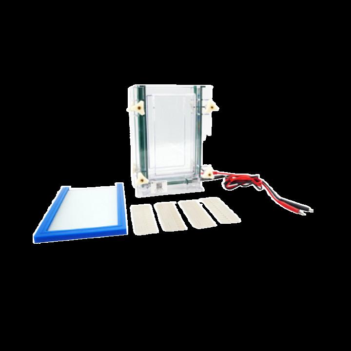 六一    双板夹芯式垂直电泳仪(槽)(大号)  DYCZ-28D基本信息