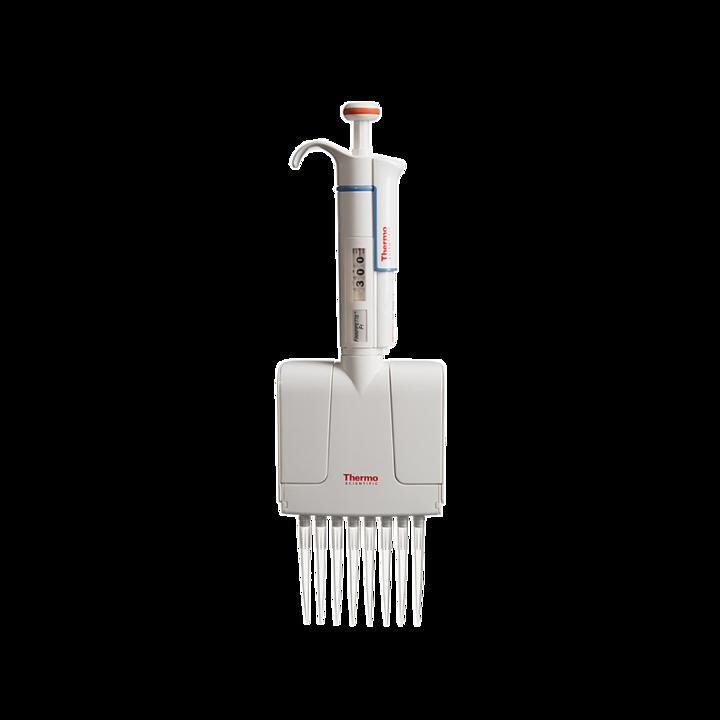 赛默飞世尔 Thermo F1系列 12道可调移液器 30-300ul 4661070N基本信息
