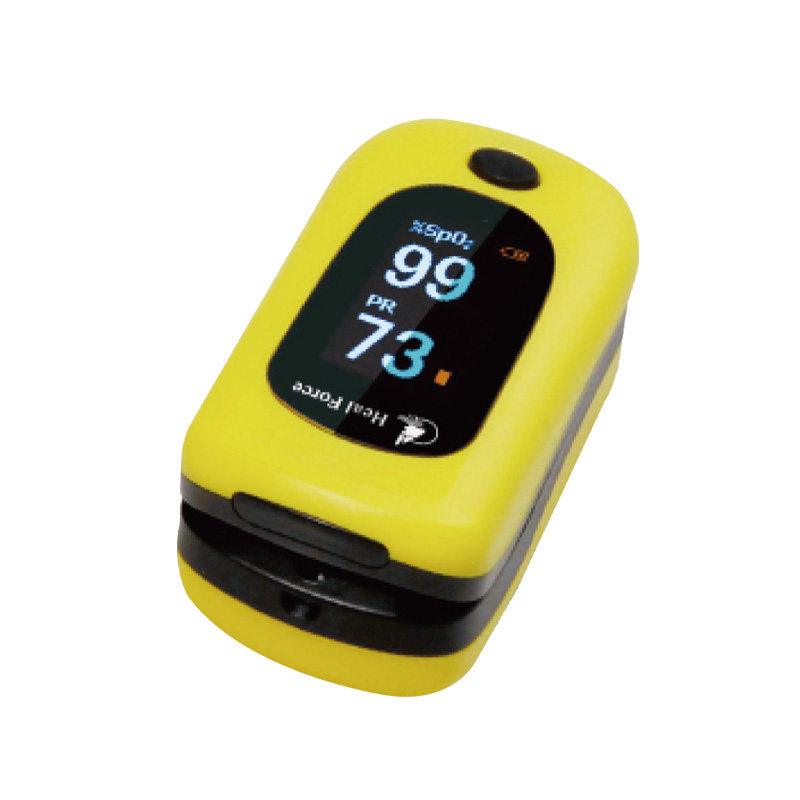 力康Heal Force 脉搏血氧饱和度仪 POD-3