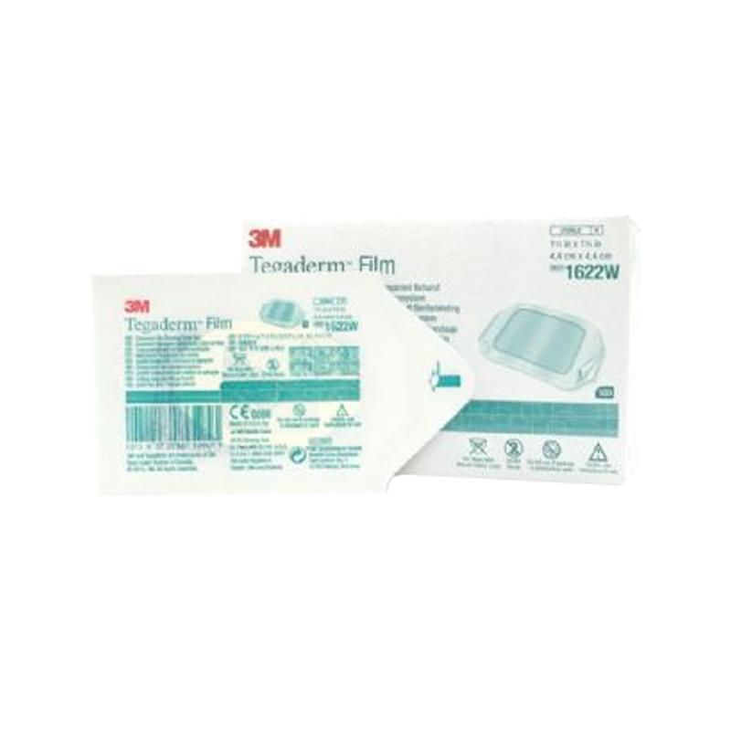 3M透明敷料 1622W(100片/盒)