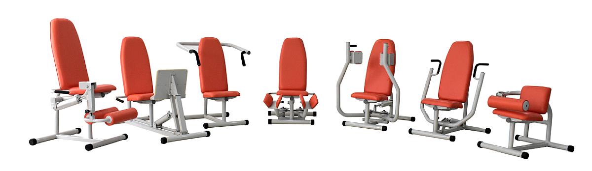 人来康复 零惯肌力训练系统(下肢屈伸膝) RLMP201产品优势