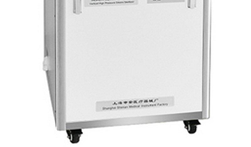 申安 Shenan 立式高压蒸汽灭菌器 LDZM-40L-I产品优势