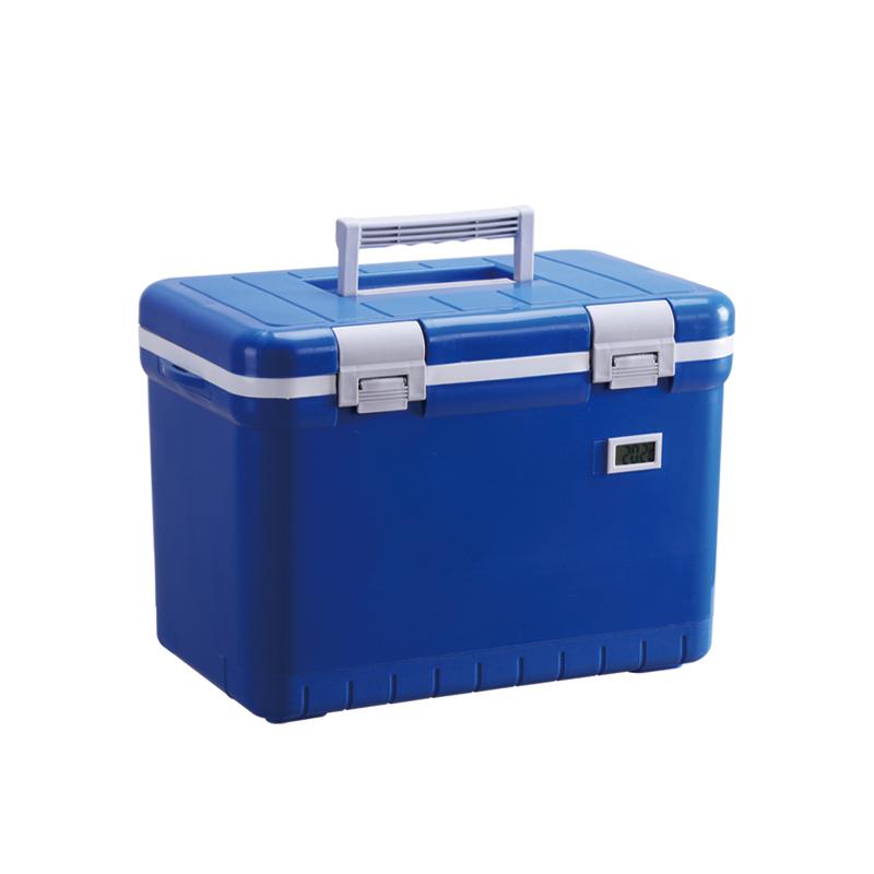 厦门齐冰   2-8度便携式冷藏箱  QBLL0812