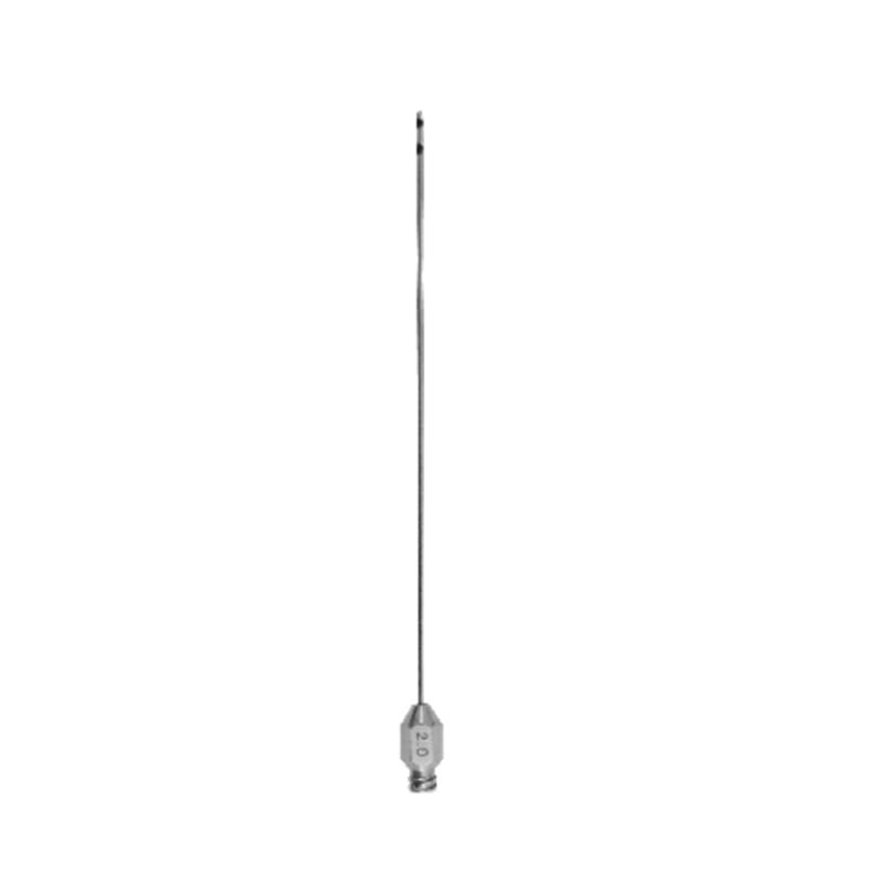 众和天工 螺旋口吸引管(单孔) 090707(Φ2.5x200)