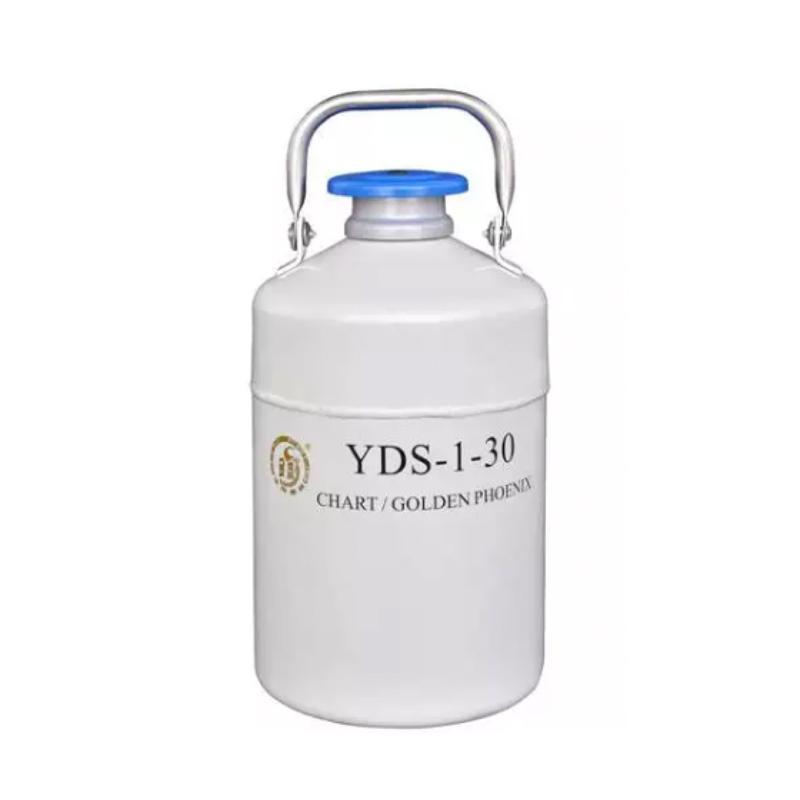 金凤 液氮生物容器贮存型  YDS-1-30