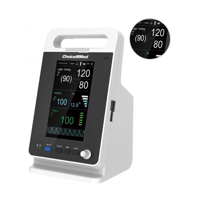 超思ChoiceMMed 便携式多参数监护仪 MD2000C