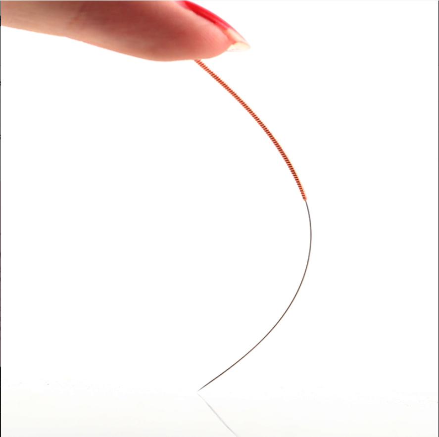 中研太和 一次性使用无菌小针刀 铜柄刃针 0.60×75(100支/盒)