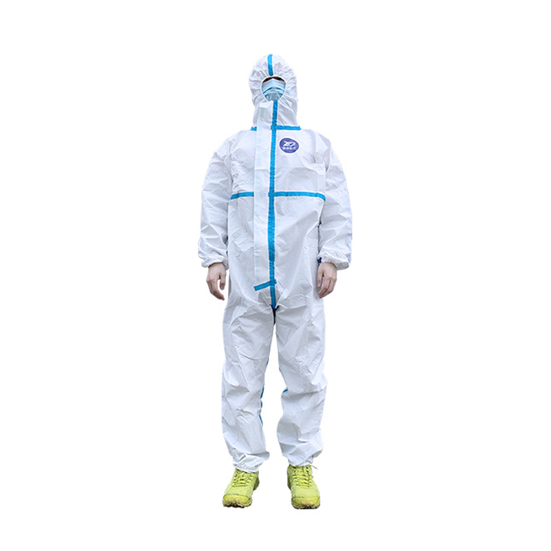 振德  医用一次性防护服  连身式170 灭菌(1件/袋 30件/箱)