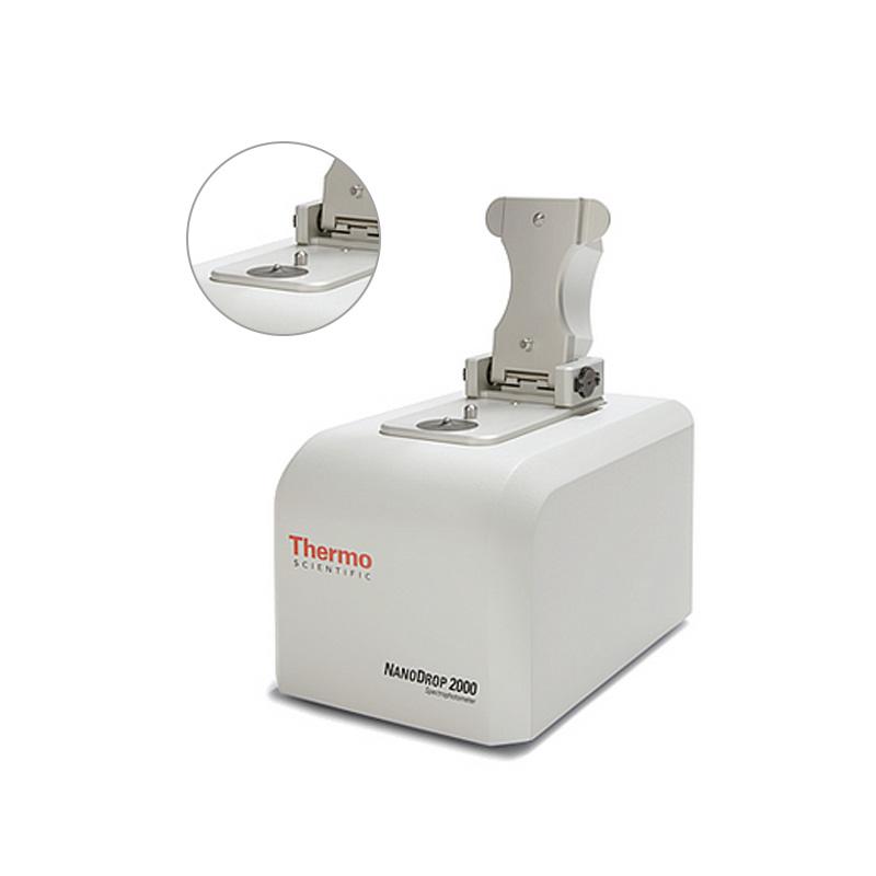 赛默飞世尔 Thermo 微量紫外分光光度计 Nandrop2000