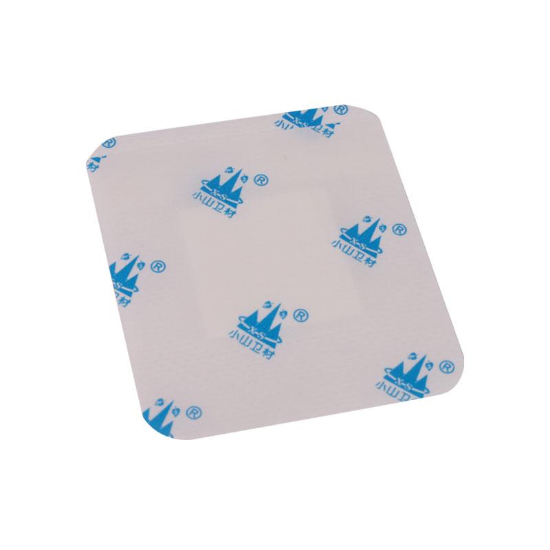 安徽小山 医用无菌敷贴 10×15cm 吸水棉型 (40片/盒 15盒/箱)