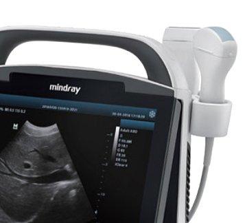 迈瑞Mindray 便携式黑白超 DP-10(主机+腔内65EC10EB)产品优势