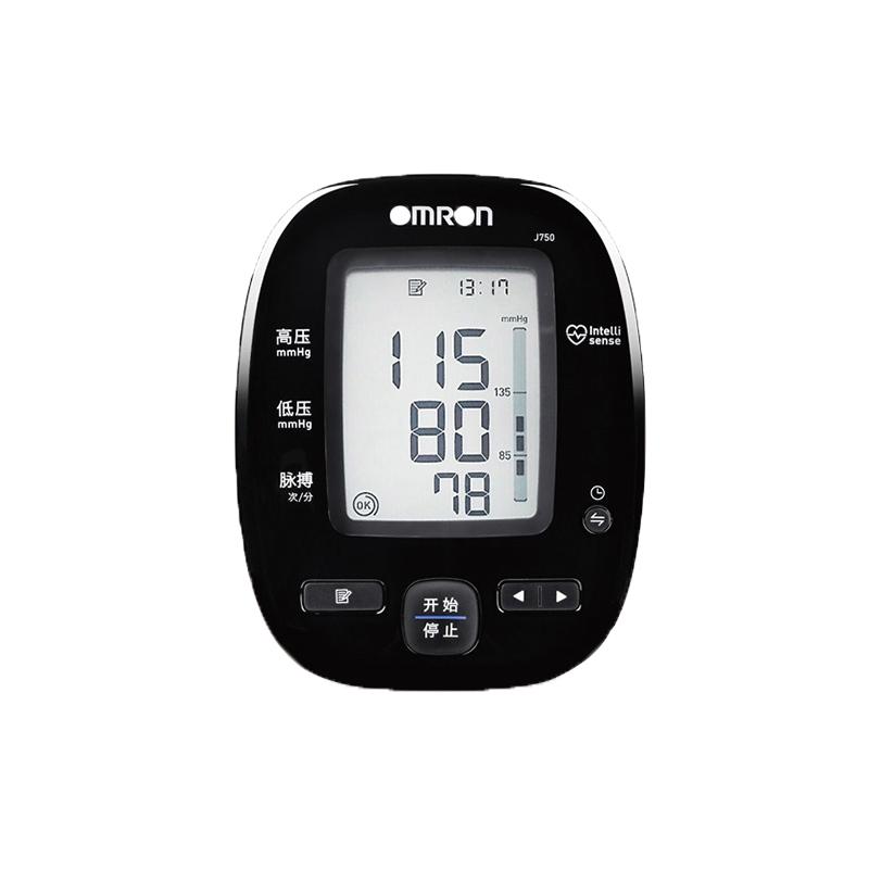 欧姆龙OMRON 电子血压计计 J750
