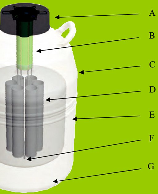 MVE 液氮罐  XC47/11-6产品细节