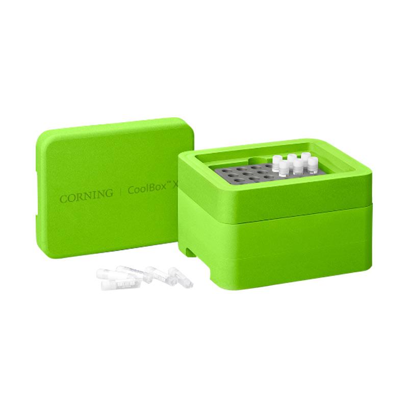 康宁 Corning 冻存盒 5×6 432022