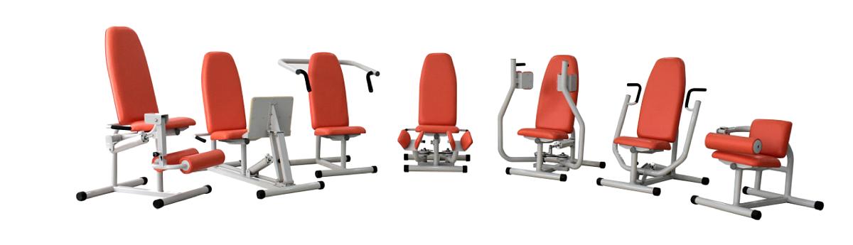 人来康复 零惯肌力训练系统(上肢推举) RLMP205产品优势