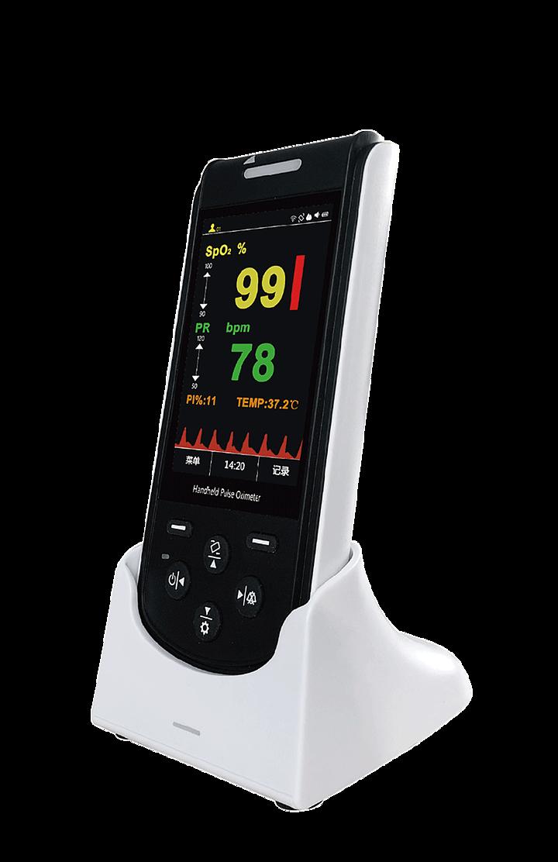 力康Heal Force 脉搏血氧饱和度仪 PC-66A基本信息
