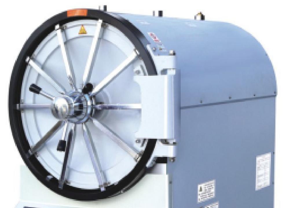 三申 卧式圆形压力蒸汽灭菌器 YX600W(300L)产品细节