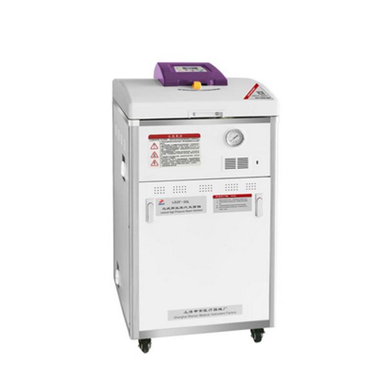 申安Shenan 立式高压蒸汽灭菌器 LDZF-50L