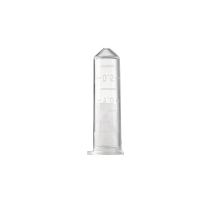 乐斐 LAVIBE PCR管 单管0.2毫升平盖无色灭菌 2244020008