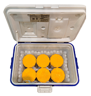 厦门齐冰 生物安全运输箱 QBLL040 40L基本信息