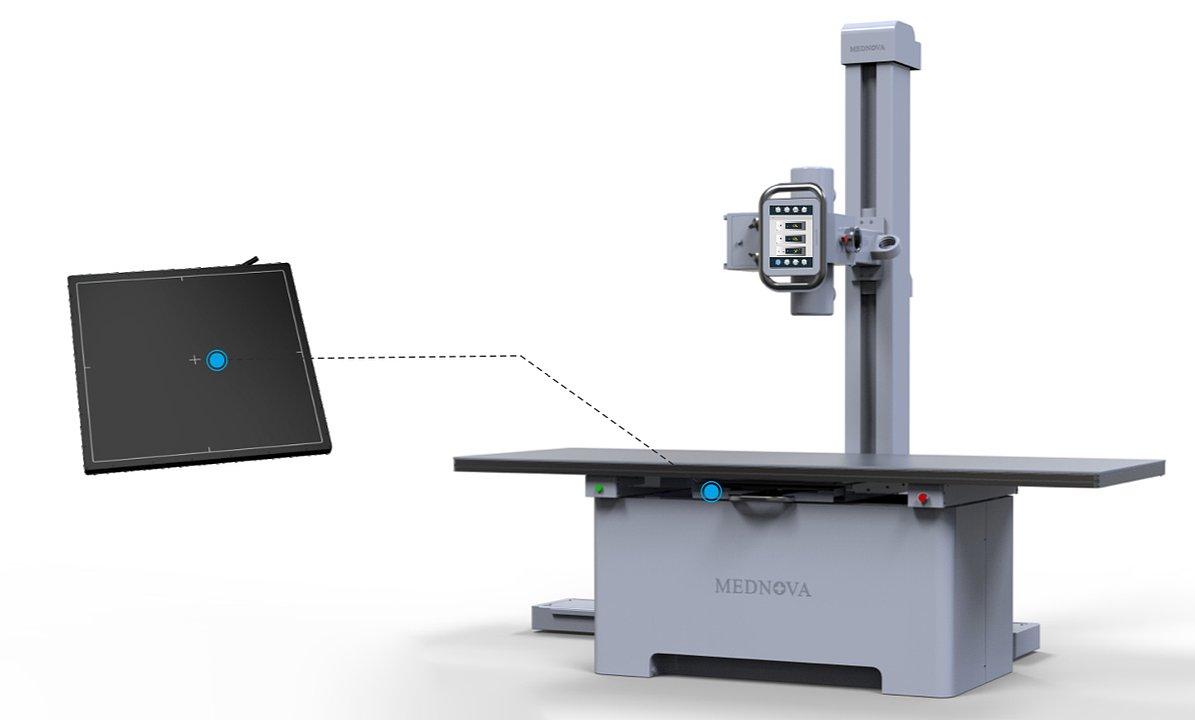 美诺瓦 数字化医用X射线摄影系统 Staray 5000Super_DC产品优势