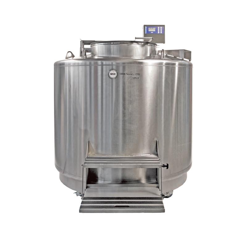 MVE 1500 系列 -190℃ 高效冻存罐 1542P-190