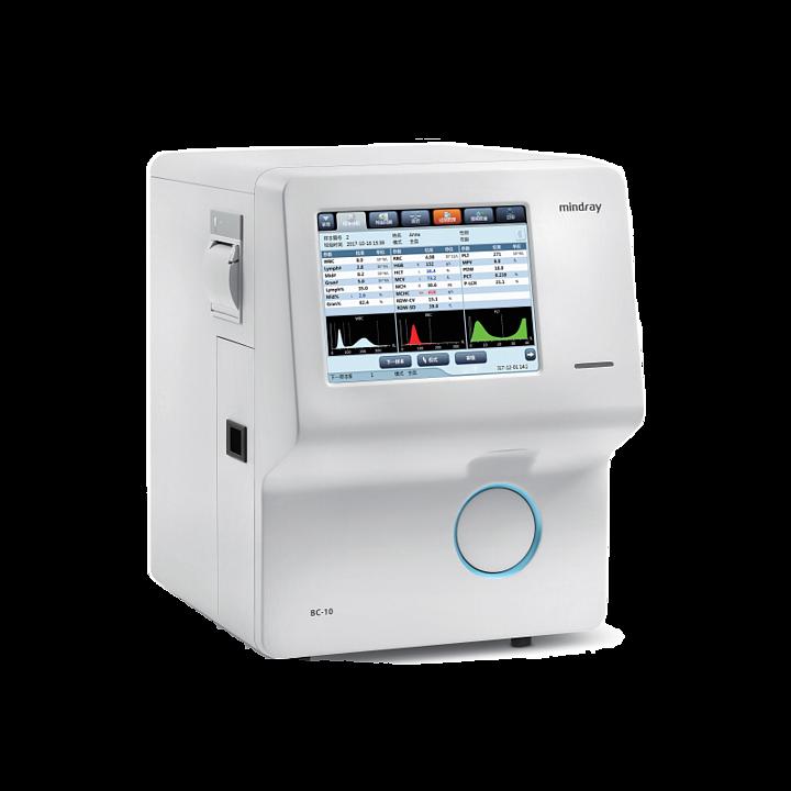 迈瑞 Mindray 全自动血液细胞分析仪 BC-10基本信息
