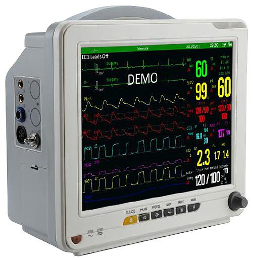 安羽医疗 多参数监护仪 SPR9000A基本信息