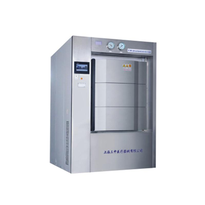 三申 卧式方形脉动真空压力蒸汽灭菌器 YX0.6WM