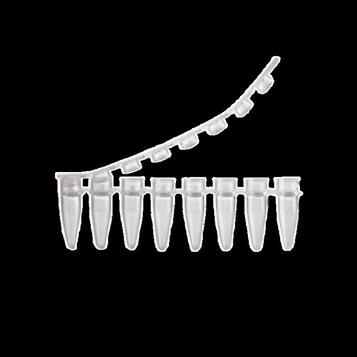 乐斐 LAVIBE PCR管 8联排管0.2毫升带平盖无色灭菌 2244020007基本信息
