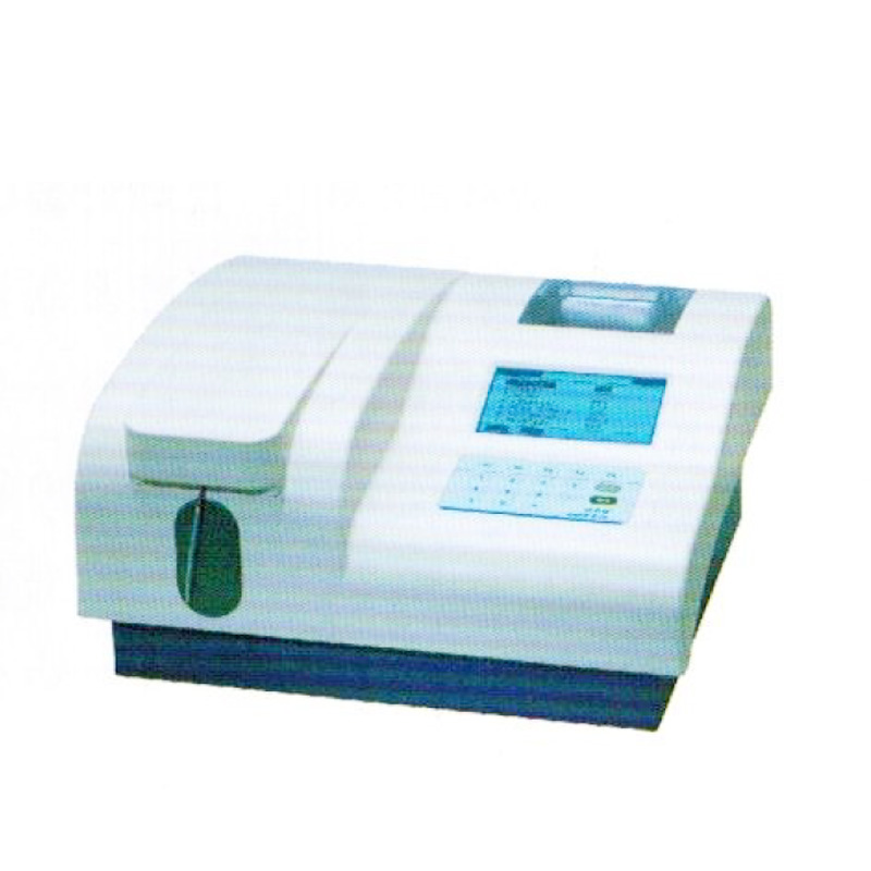 优利特URIT 半自动生化分析仪 URIT-810