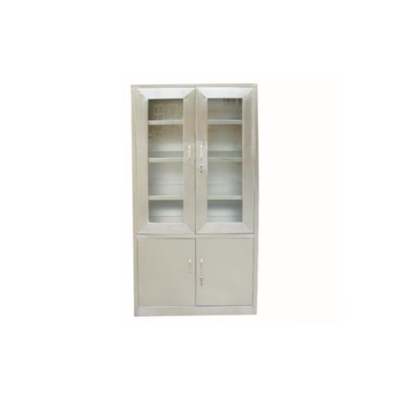 金尼克JK  全不锈钢器械柜 JK-1061(900x400x1750)