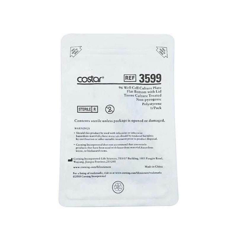 康宁 Corning 96孔培养板 标准透明板  3599