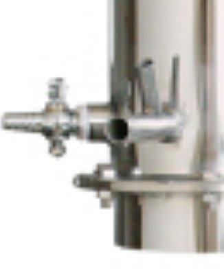 三申 不锈钢电热蒸馏水器(普通型)DZ10产品细节