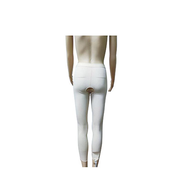 艾美姿.织 压力绷带 X05A 低腰长裤(侧拉链)XL码